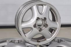 Toyota. 6.0x15, 5x114.30, ET45, ЦО 63,0мм.