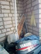 Yamaha. 30,00л.с., 2-тактный, бензиновый, нога L (508 мм), 2001 год