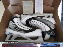 Коньки вратарские. размер: 44, хоккейные коньки