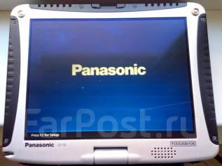 "Panasonic Toughbook CF-19. 10.1"", 1,2ГГц, ОЗУ 4096 Мб, диск 80 Гб, WiFi, Bluetooth"