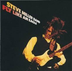 "CD Steve Miller Band ""Fly like an eagle"" 1976 USA"