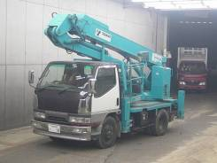 Mitsubishi Canter. Автовышка , 17 м. Под заказ