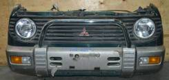 Ноускат. Mitsubishi Pajero Mini, H56A, H51A Двигатель 4A30