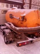 ЗИЛ 5301 Бычок. Продам асенизатор зил бычок, 4 750 куб. см., 4,00куб. м.