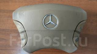 Переключатель на рулевом колесе. Mercedes-Benz S-Class, W220