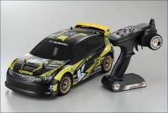 Модель раллийного автомобиля Kyosho Fazer VE-X
