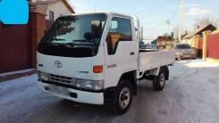 Toyota Hiace. 4WD, борт 1,5 тонны, 3 000 куб. см., 1 500 кг.
