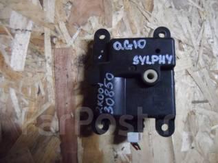 Сервопривод заслонок печки. Nissan Sylphy Nissan Sunny, B15
