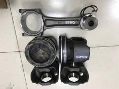 Шатун на двигатель D6CC. Daewoo: DE12, Solar, BM090, BH120, Ultra Novus, BS106 Hyundai: Gold, Universe, HD260, HD1000, HD120, HD320, R430LC-9SH, R380L...