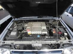 Радиатор охлаждения двигателя. Mitsubishi Pajero, V45W Двигатель 6G74
