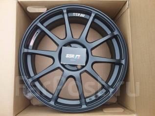 "SSR GTV02. 7.0x17"", 4x100.00, 5x114.30, ET42, ЦО 73,0мм. Под заказ"