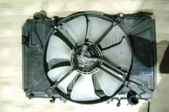 Радиатор охлаждения двигателя. Toyota Celsior Двигатель 1UZFE