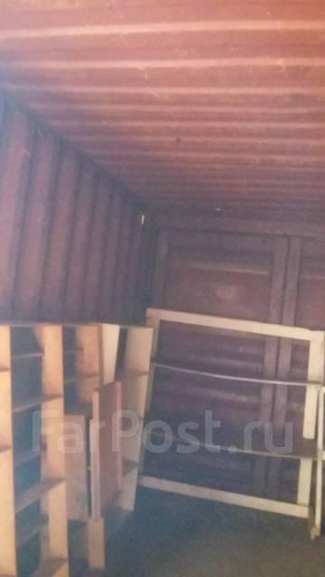 Сдам 20-ти футовый контейнер. Вид изнутри