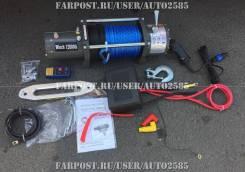 Лебедки автомобильные. Subaru Sambar Electric