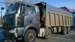 FAW J6. Самосвал FAW G 6-2014г., 11 050 куб. см., 42 600 кг.