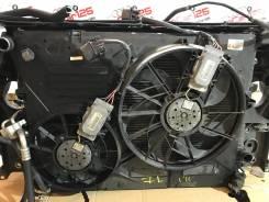Радиатор охлаждения двигателя. Volkswagen Touareg, 7LA, 7L6, 7L7, 7LA,, 7L6,