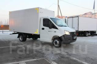 ГАЗ Газель Next. ГАЗель Next изотермический фургон, 2 800 куб. см., 1 498 кг.