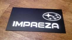 Табличка. Subaru Impreza