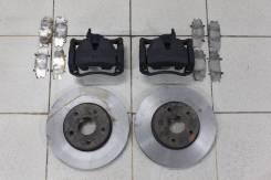 Тормозная система. Lexus: IS300, IS350, IS300h, IS250, IS250C, IS350C, IS220d, IS200d, IS200t Двигатели: 2ARFSE, 3GRFE, 4GRFSE, 2ADFHV, 2ADFTV