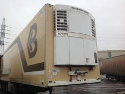 Schmitz Cargobull. SKO 24 2005 г. в. полуприцеп рефрижератор в Москве., 30 600 кг.