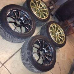 Advan Racing. 9.0/10.0x18, 5x114.30, ET29/35