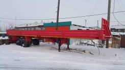 САВ 99402-0000044-А. Доставлю до ваc полуприцеп контейнеровоз CAB 99402-0000044-A, 45 300кг. Под заказ