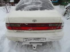 Крышка багажника. Toyota Corona, ST191, ST190, CT190, CT195, AT190, ST195 Toyota Carina E, AT191L, ST191L, AT190L, CT190L Двигатели: 3SFE, 4SFE, 2C, 2...