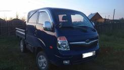 Kia Bongo III. Продается микрогрузовик двухкабинник, 3 000куб. см., 1 000кг.