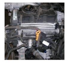 Двигатель в сборе. Seat Ibiza Seat Cordoba Skoda Roomster Skoda Fabia Volkswagen Polo, 9N3, 9N, 9N1, 9N2 Двигатели: BWB, BNM. Под заказ
