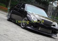 Обвес кузова аэродинамический. Toyota Verossa, JZX110
