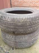 Dunlop Grandtrek PT2. Летние, износ: 50%, 2 шт