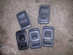 Ручка двери внутренняя. Toyota Corsa, EL41, EL43, EL45, NL40 Toyota Tercel, EL40, EL41, EL42, EL43, EL45, EL50, EL53, NL40 Двигатели: 1NT, 4EFE, 5EFE...