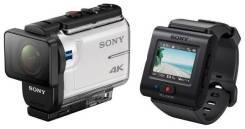 Sony FDR. с объективом