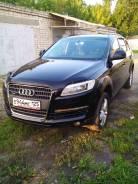Audi Q7. автомат, 4wd, 4.2 (350 л.с.), бензин, 167 000 тыс. км