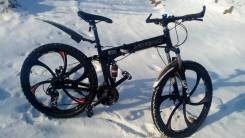 Велосипед складной ifreedom G4