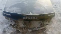 Дефлектор капота. Toyota Corona, ST191, ST190, CT190, CT195, AT190, ST195 Toyota Caldina, CT196V, CT190G, CT199V, AT191G, ET196V, ST195G, ST198V, ST19...
