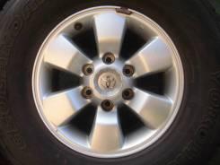 Toyota. 7.0x16, 6x139.70, ET30, ЦО 106,1мм.