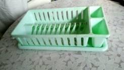 Сушилки, подставки для посуды.