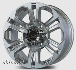 PDW Wheels. 8.0x17, 6x139.70, ET38, ЦО 106,1мм.