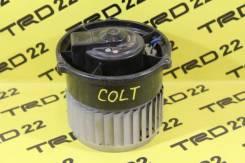 Мотор печки. Mitsubishi Colt, Z21A, Z22A, Z23A, Z23W, Z24A, Z24W, Z25A, Z26A, Z27A, Z27AG, Z27W, Z27WG, Z28A, Z21W, Z22W Двигатели: 4A90, 4A91, 4G15...