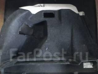 Обшивка багажника. Toyota Allex, NZE121, NZE124 Двигатель 1NZFE