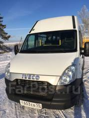Iveco Daily. Iveco daily 50c15, 3 000 куб. см., 18 мест