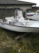 Boston Whaler. длина 4,50м., двигатель подвесной, 50,00л.с., бензин