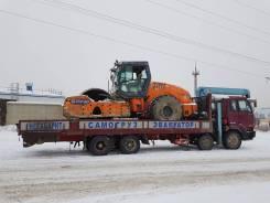 Услуги кран-борт эвакуатор трал 20 тонн