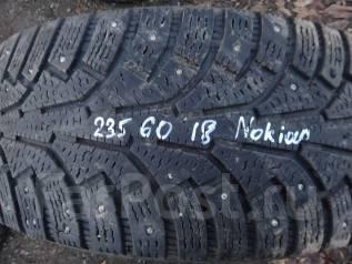 Nokian Hakkapeliitta 5 SUV. Зимние, шипованные, 2007 год, 60%, 1 шт