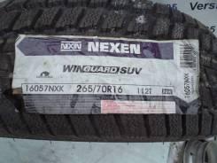 Nexen Winguard SUV. Зимние, без шипов, 2011 год, без износа, 4 шт