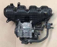 Коллектор впускной. Toyota Prius, ZVW30, ZVW30L Двигатели: 1NZFXE, 2ZRFXE, 5ZRFXE