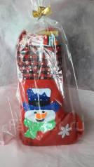 Подарок сапог со сладостями из Японии