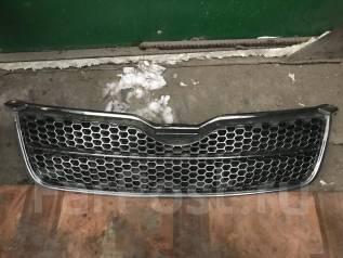 Решетка радиатора. Toyota Corolla Fielder, NZE124G