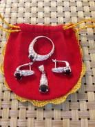 Комплекты ювелирных украшений.